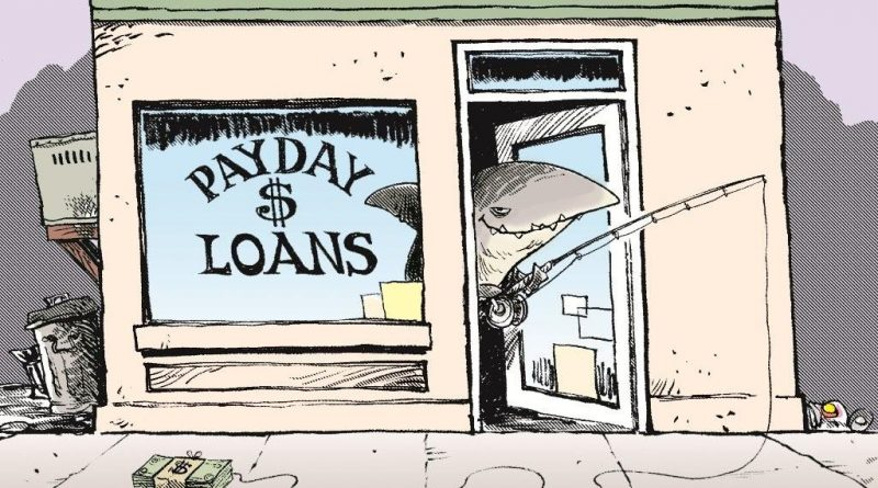 payday loans for business